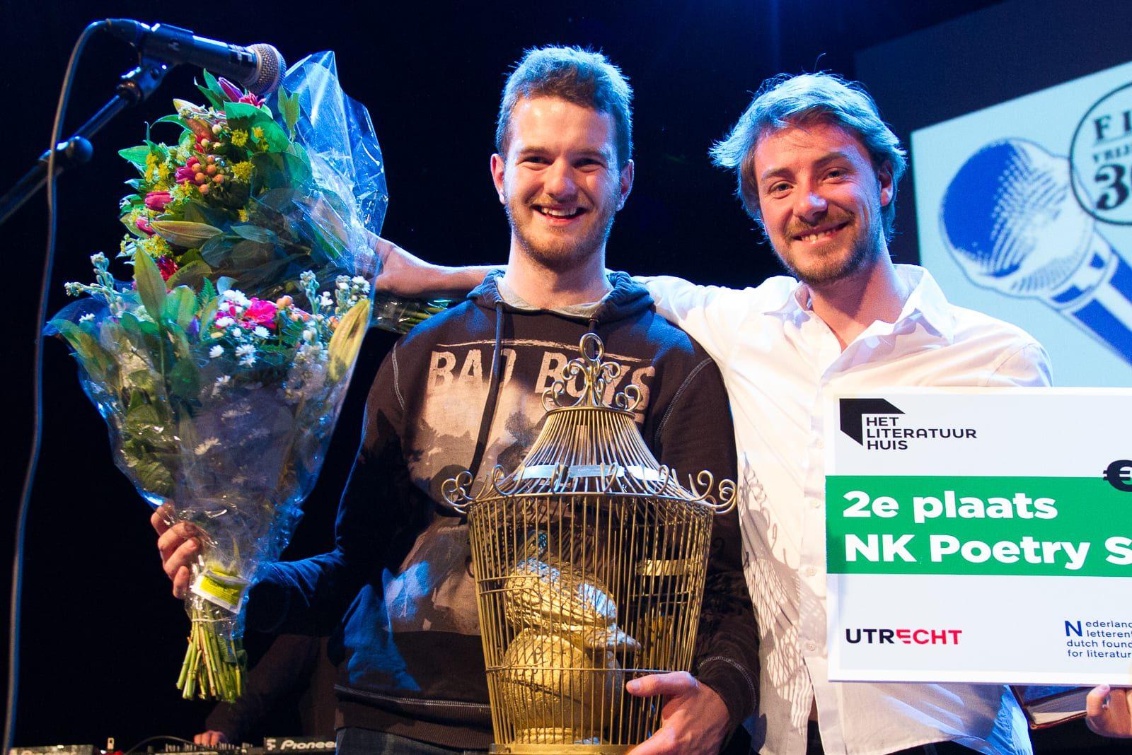 2015: Daan Zeijen