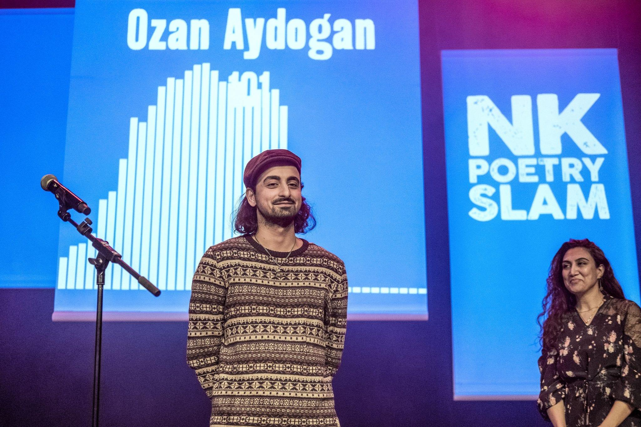 2018: Ozan Aydogan