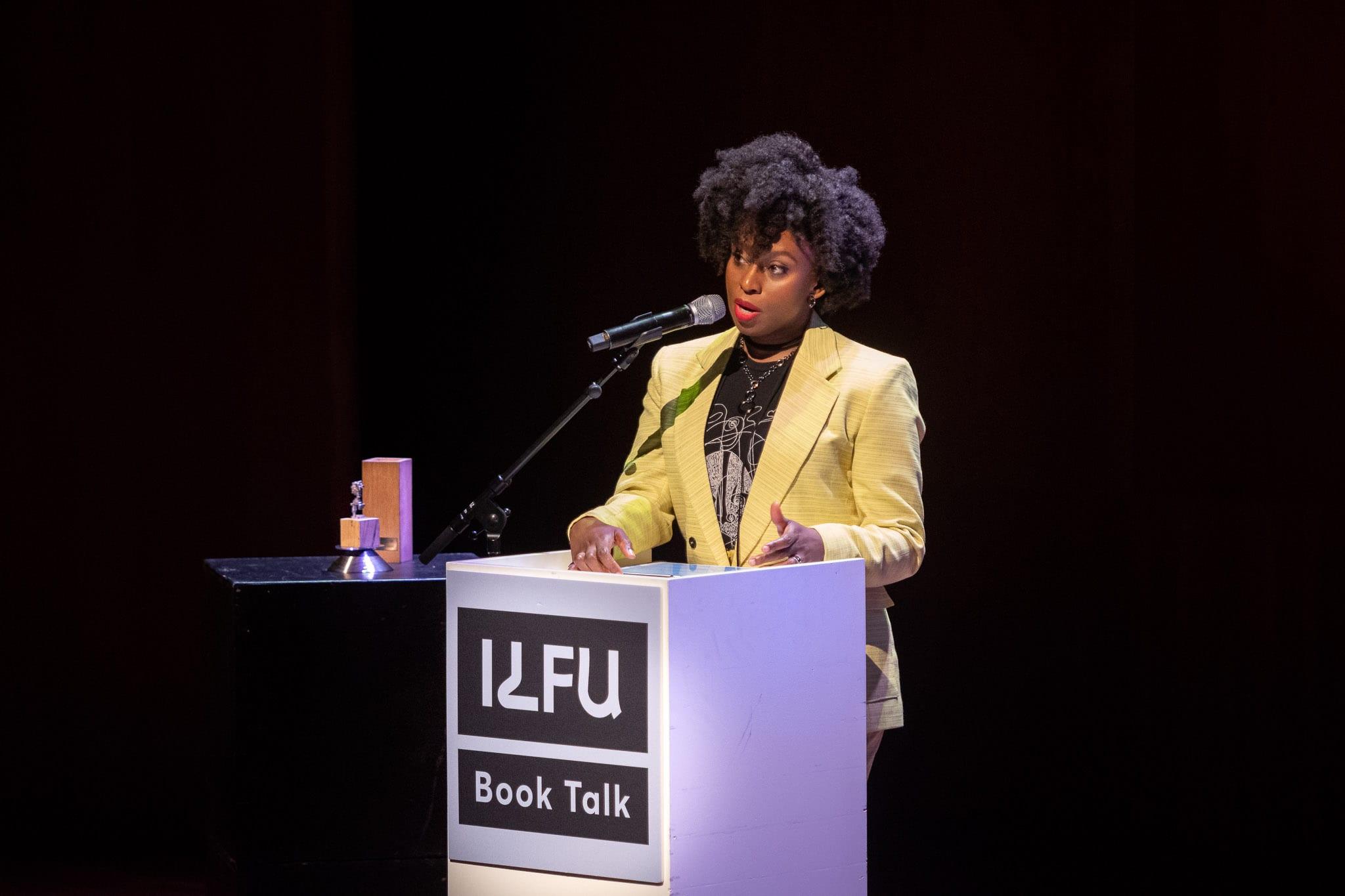 JdH-20200111 ILFU Belle van Zuylenlezing Chimamanda Adichie 104_Foto Jelmer de Haas_WEB
