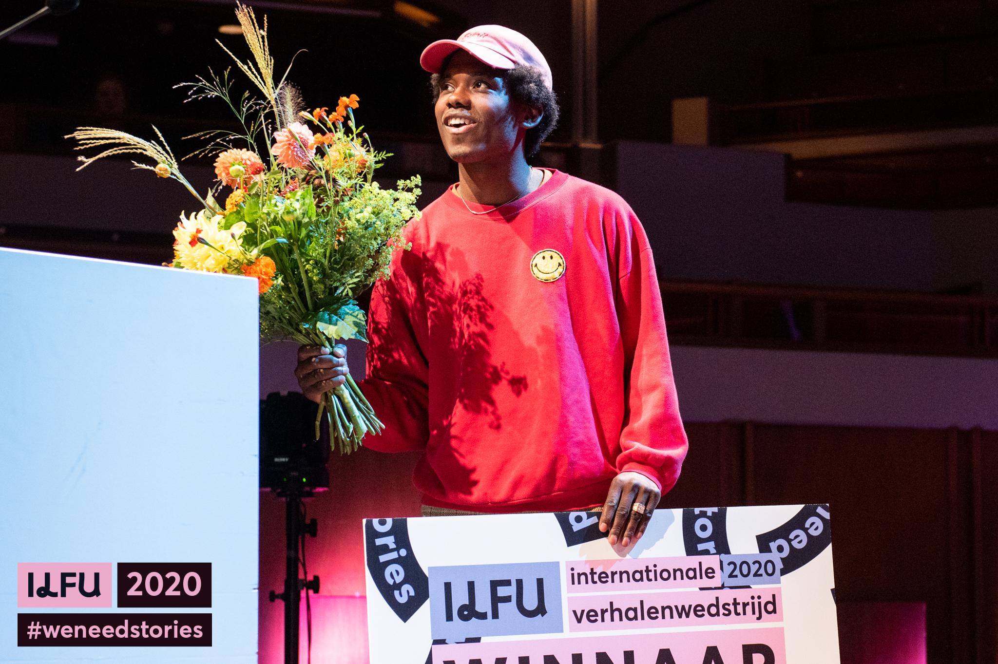 ILFU Verhalenwedstrijd